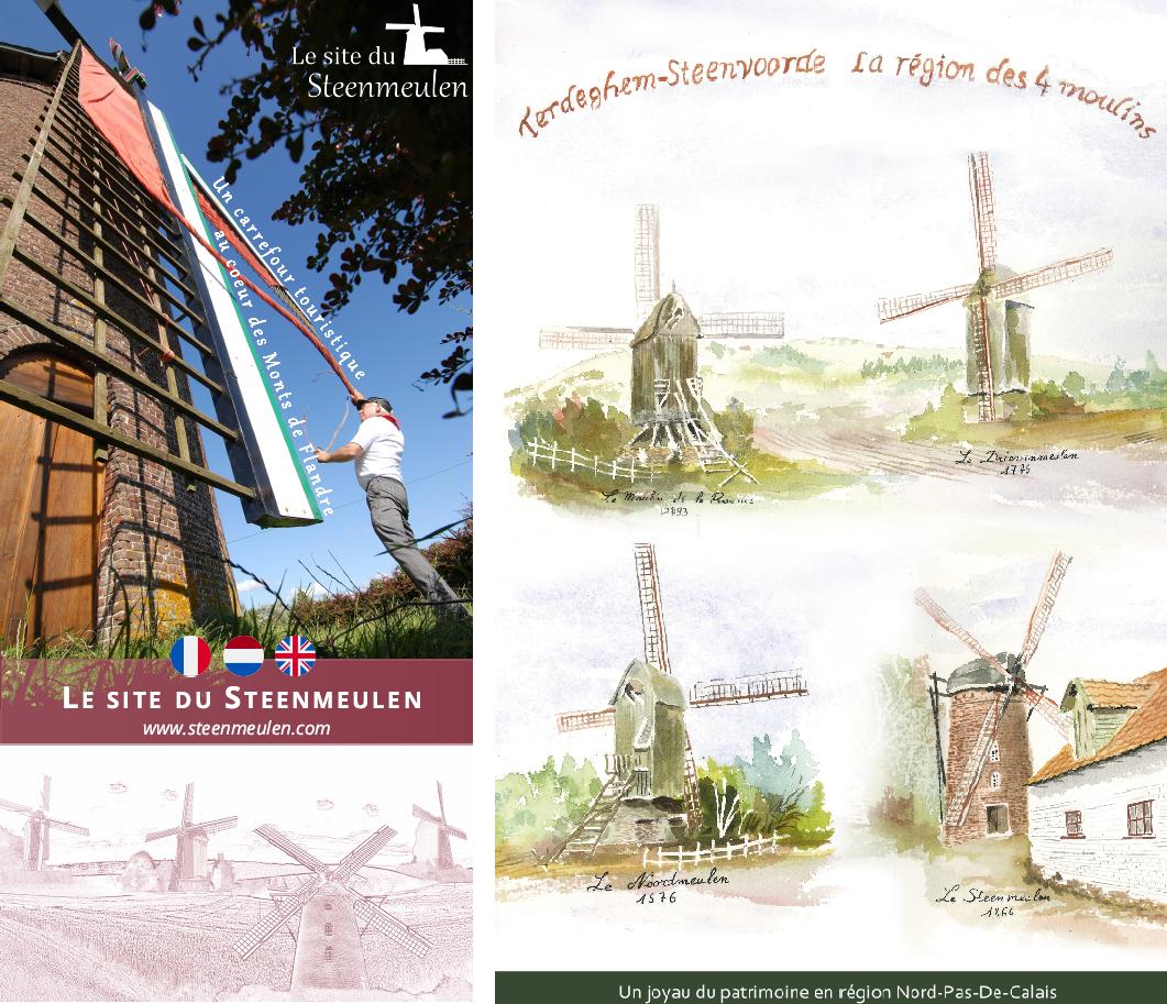 Brochure & Livre Steenmeulen